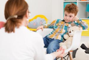 Sprachtherapie für Kinder