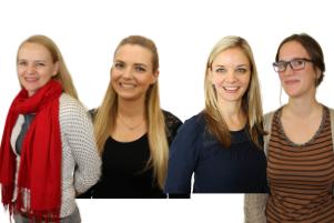 Das Team der Praxis für Sprachtherapie Tenbusch & Wirsching